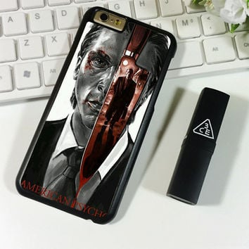 American Psycho iPhone 6 Plus | 6S Plus Case Planetscase.com
