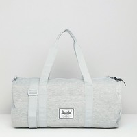Herschel Sutton Mid Volume Gym Carryall in Gray at asos.com