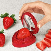 MSC Joie Simply Slice Strawberry Slicer