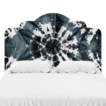 Dark 60's Headboard Decal