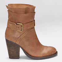 Riskey Leather Boot - Steven by Steve Madden - Victoria's Secret