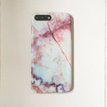 Volcanic Rock Marble Phone Case
