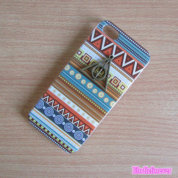 iphone 5 case Aztec, Aztec iphone 5 case, aztec iphone case,aztec iphone cases,Simple iphone case, iPhone Hard Plastic,aztec monogram, D001