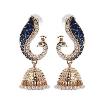Indian Jhumka Jhumki Earrings