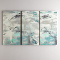 Three As Clouds Go By Giclees