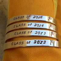 Class of 2013 2014 2015 2016  Custom HandStamped by darkerblue