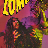 Rob Zombie Monster Man Poster 22x34