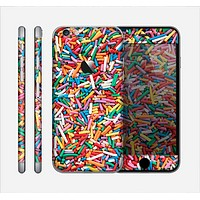 The Colorful Candy Sprinkles Skin for the Apple iPhone 6