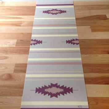 Yoga mat work out mat gift idea for a health nut health and well being fitness mat
