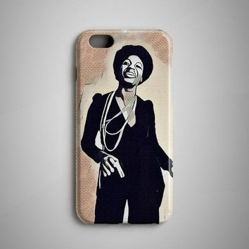 Nina Simone iPhone 8 Case Samsung Galaxy S8 Case