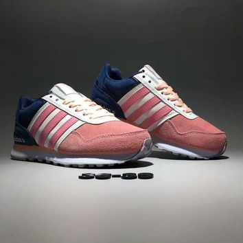 """""""Adidas Neo 10K"""" Women Sport Casual Retro Multicolor Sneakers Running Shoes"""