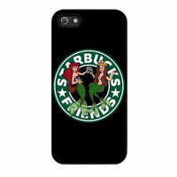 starbucks friends coffee cases for iphone se 5 5s 5c 4 4s 6 6s plus