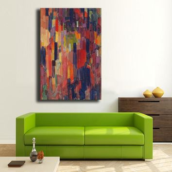 Oil Painting Print On Canvas