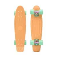 "Penny 22"" Pastel Complete Peach/Lilac/Mint Complete Skateboard"