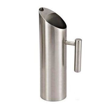 Stainless Steel Cold Water Bottle Kettle Coffe Bottle Juice Jug 1.5L