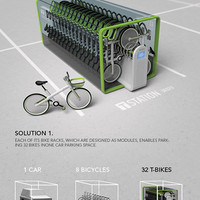 T-Bike - Bike Sharing System by Jung Tak » Yanko Design
