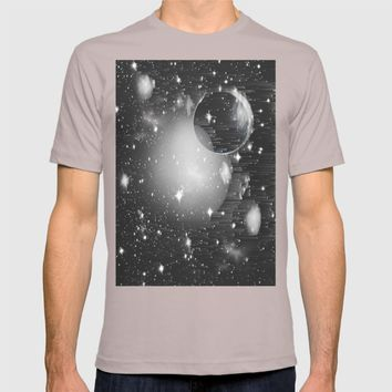 Space Pixels T-shirt by Ducky B