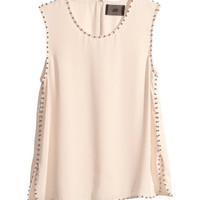 Chiffon Top - from H&M