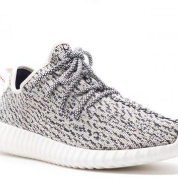PEAPN Ready Stock Adidas Yeezy Boost 350 'turtle Dove' Sport Running Shoes