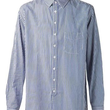 DCCKIN3 Rag & Bone striped print shirt