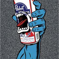 Mob PBR Hand Graphic Grip Tape