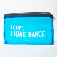 I Can't I Have Dance - Beauty Bag