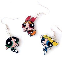 Power Puff Girls Inspired) Accessorie