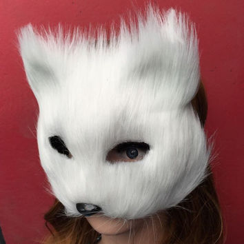 Sexy Fox Mask Animal Fashion Masquerade Party Dance Masks Cosplay Halloween Gift