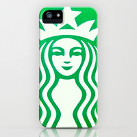 STARBUCKS iPhone Case by Marco ☁ Gasperi