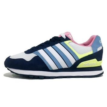 Adidas Fashion Women Casual Contrast Color Sport Running Shoe Sneakers I
