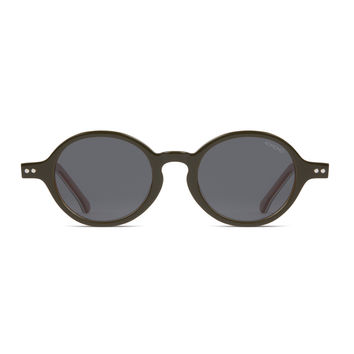 Damon Crafted Tricolore Sunglasses