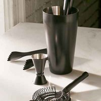 Monochromatic Bar Cocktail Shaker Set - Urban Outfitters