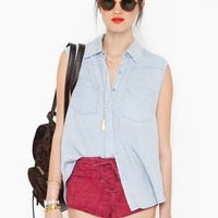 Denim Dazed Shirt