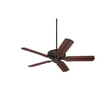 Emerson Fans BKIT-CF787GES-B105HCB Carrera Grande Golden Espresso 54-Inch Ceiling Fan with Beaded Hand Carved Wood Blades