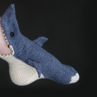Shark Socks Are So Comfy It's Scary | Incredible Things