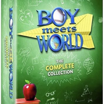 Boy Meets World: The Complete Series (DVD)