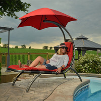 Dream Chair Lounger @ Sharper Image