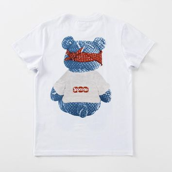 Cheap Women's and men's supreme t shirt for sale 85902898_0094