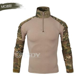 Trendy 2017 Brand Hot Military Camouflage Military Frog Jacket Waterproof Trench Coat Military Jacket Men's Jacket and Jacket2016 AT_94_13