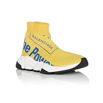 """The Power of Dreams"" Sock Sneakers by Balenciaga"