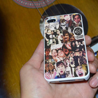 5 Seconds of Summer Collage case, iphone 4/4s, iphone 5/5s/5c, samsung s2/s3/s4 case
