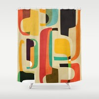 Call her now Shower Curtain by Picomodi