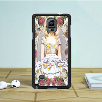 Marina And The Diamond - I Hate Everything Samsung Galaxy Note 4 Case Dewantary