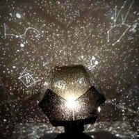 【US$ 22.31】_Romantic Amazing Celestial Bodies Star Projector Light Lamp