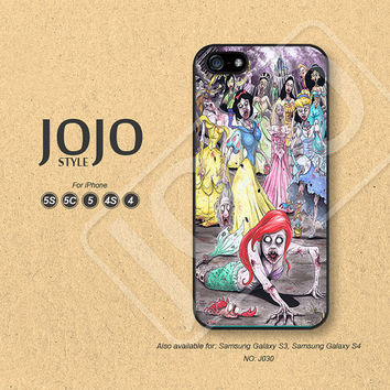 iPhone 5 Case, iPhone 5c Case, iPhone 4 Case, iPhone 5s Case, iPhone 4s Case, Tattoos of Disney, Phone Cases, Phone Covers - J030