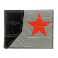 Winter Soldier Costume Wallet