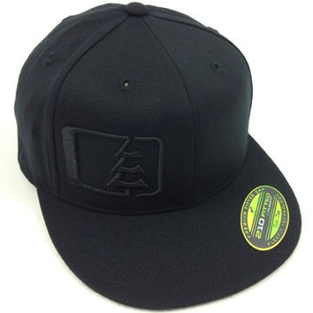 Hank Hat Black/Black