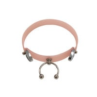 Jiǎ Choker ( Apricot ) from CREEPYYEHA