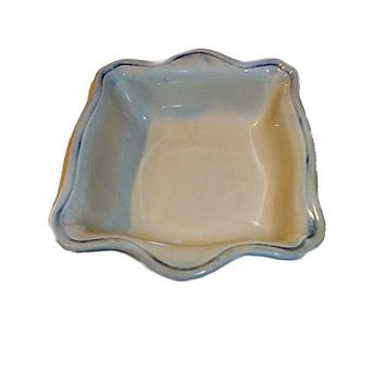 Italian Light Yellow Baking Dish