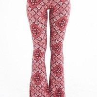Lucky Duck Bandana Bell Bottoms by Dee Elly